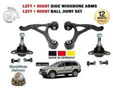 Para Volvo XC90 2.4 Td 2,5 2.9 3.2 la parte frontal izquierda + derecha Wishbone Arm & rótula