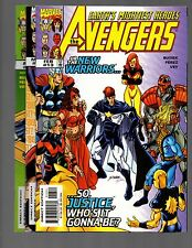 Avengers # 13 14 & 15 New Warriors, Beast, 1st Lord Templar NM+