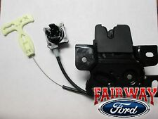 2005 thru 2007 Mustang OEM Genuine Ford Parts Trunk Deck Lid Latch w/ Cable NEW