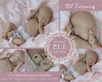 Lil TREASURE Reborn Doll Kit LLE Limited Edition - SOLD OUT
