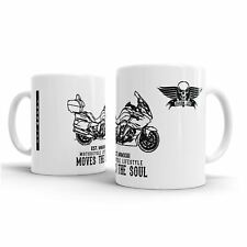 JL BMW K1600 GTL inspired Motorcycle Art – Gift Mug