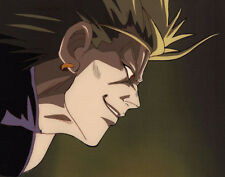 Jojo's Bizarre Adventure Anime Cel Background Animation Art Dio vs. Jotaro 1993