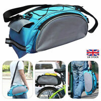 Outdoor Bike Bicycle Cycling Rear Seat Panniers Bag Waterproof Trunk Rack Pack