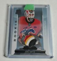 R28,065 - JONI ORTIO - 2014/15 THE CUP - ROOKIE AUTOGRAPH PATCH - #5/249 -