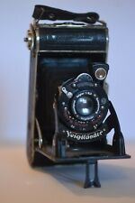 Voigtlander Bessa 1 1929 ANASTIGMAT Voigtar 1:6,3 photo soufflet étui cuir Case