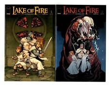 Lake of Fire #1-5 (2016) Image VF/NM to NM-