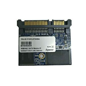 Apacer ThinClient 16GB MLC SATA Module HF SSD for laptop 1Yr Warranty