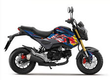 2016-2017 Honda Grom & MSX125 Red Bull Decals Sticker Graphics (Muliple Colors)