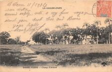 Guadeloupe Basse Terre Champ d'Arbaud UDB 1904 Postcard