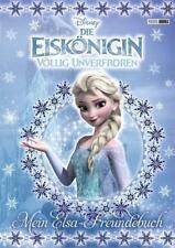 Die Eiskönigin: Mein Elsa-Freundebuch von Walt Disney (2015, Kunststoffeinband)