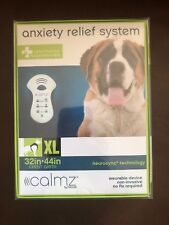 Brand New SEALED Calmz Anxiety Relief System for Dogs Extra Large Neurosync