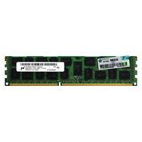 HP Genuine 8GB 2Rx4 PC3L-10600R DDR3 1333MHz 1.35V ECC REG RDIMM Memory RAM 1X8G