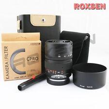 Mitakon Speedmaster MK II 50mm f/0.95 lens for Sony E full frame NEX A7 A7R A7S