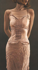 Lili Marleen By the Celebrated Artist Willi Kissmer, Framed Limited Edition