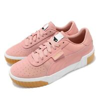 Puma Cali Exotic Wns Bridge Rose White Women Casual Shoes Sneakers 369653-02