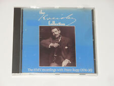 Fritz Kreisler - Violin - CD - The HMV Recordings With Franz Rupp (1936-38)