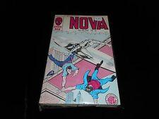 Nova album 5 contient Nova 17, 18, 19, 20