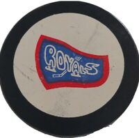 CORNWALL ROYALS QMJHL OFFICIAL HOCKEY PUCK MADE IN CZECH 🇨🇿