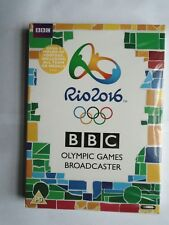 BBC Rio 2016 Olympic Games Broadcaster, DVD, Cert PG, NEW SEALED