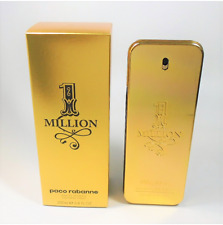 One 1 Million by Paco Rabanne EDT for Men 6.7oz / 200ml *NEW IN SEALED BOX*