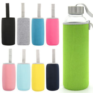 Pouch Glass Bottle Cover Water Bottle Case Water Bottle Cover Vacuum Cup Sleeve