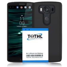 7600mAh Replacement Battery + TPU Case Cover For LG V10 H961N H900 VS990 H901