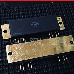1PCS BGY33 Encapsulation:MODULE,VHF power amplifier modules