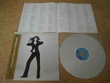 Mariah Carey ~ At Madison Square Garden/ Japan LD Laserdisc/ OBI Sheet