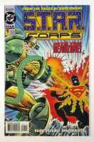 Star Corps #1 Into the Dead Zone (1993) DC Comics