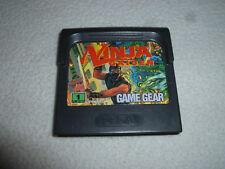 SEGA GAMEGEAR GAME NINJA GAIDEN CARTRIDGE ONLY CART 1991 VINTAGE