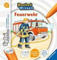 tiptoi Buch - Pocket Wissen - Feuerwehr - von Ravensburger NEU