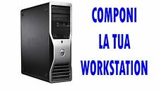 PRECISION T3400  WORKSTATION DELL TOWER  CORE 2 QUAD Q9550 2830 Mhz  2 GB 80 HD