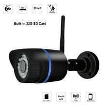 WIFI 3.6MM Wireless 720P 1MP IP Camera 32G SD Card Network P2P ABS Plastic CamHi