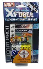 Wizkids Marvel Dice Masters : Uncanny X-Force Team Pack, New