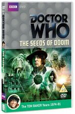 DR WHO 085 (1975) - THE SEEDS OF DOOM - Doctor Tom Baker + Sarah Jane NEW DVD UK