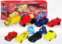 RUSSIAN RARE Kinder Surprise Disney Cars 3 Complete set 8 BPZ Russland