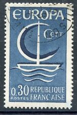 STAMP / TIMBRE FRANCE OBLITERE N° 1490  EUROPA