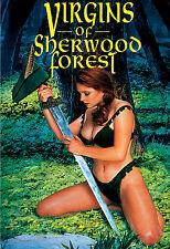 Virgins of Sherwood Forest DVD, Surrender Cinema, Charles Band