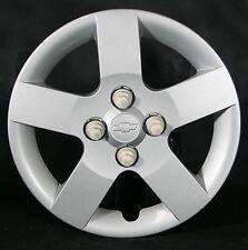 2005-2006 Chevrolet Aveo wheel cover, OEM # 96417180, Hollander # 3243