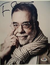 Francis Ford Coppola Signed 8x10 Photo PSA/DNA COA