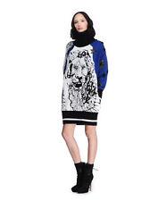 Emilio Pucci Multicolour Zodiac Jacquard Jumper Dress Size UK 8 RRP £2000