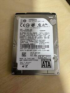 "Hitachi HTS725032A9A364 320GB, Internal, 7200 RPM, 2.5"" 0A78273 SATA"
