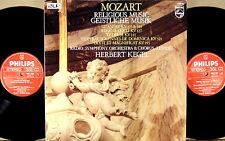 2 LPs PHILIPS Mozart KEGEL Religious Music SHIRAI NAWE RIESS BUCHNER 6769 092 NM