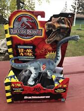 Jurassic Park Jpiii 3 Re-Ak-Atak Electronic Pack Brachiosaurus - New in Box