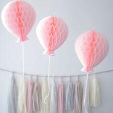 Paper honeycomb balloon decoration - custom color - 10cm - nursery decor