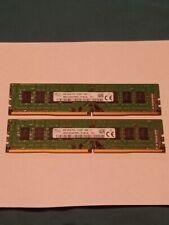 New listing Hynix 2x8Gb Ddr4-2133 Cl15 (Hma41Gu6Afr8N) Non-Ecc Desktop Memory Ram