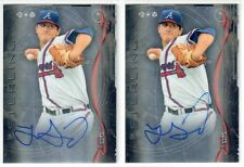2014 Bowman Sterling Prospects LUCAS SIMS ROOKIE AUTO!