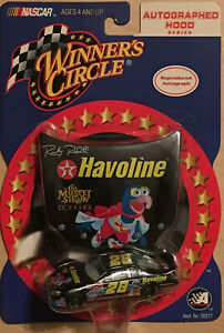 Winner's Circle 2002 Ricky Rudd 1/64 Havoline Muppet Show Diecast Car Hood