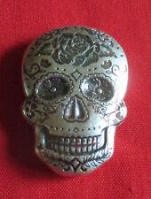 """2 oz Barren """"Totenkopf - Skull Rose Bar"""" von Monarch P.M."""