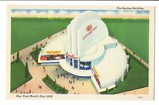 Vintage Postcard New York World's Fair 1939 Sealtest Building
